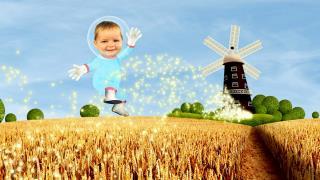Baby Jake - Series 1: 8. Baby Jake Loves Spinning in Space