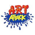 Art Attack - Episode of Saturday 8 December 2012