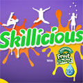 Skillicious with Fruit Shoot H2o