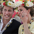 William and Kate - the South Seas Tour